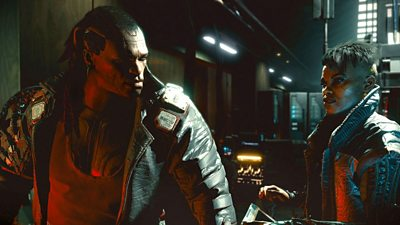 Cyberpunk 2077: The story behind the video game