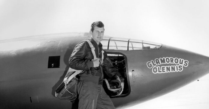 Yeager Leaves a Legacy of Speed