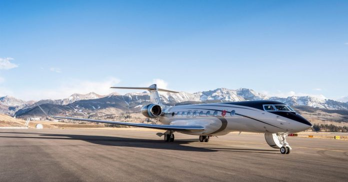 Gulfstream's Flight Test Team Updates on G700