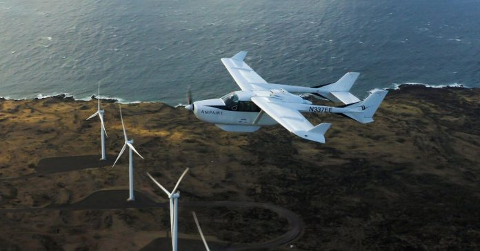 Surf Air Mobility to Acquire Electric Aviation Pioneer Ampaire