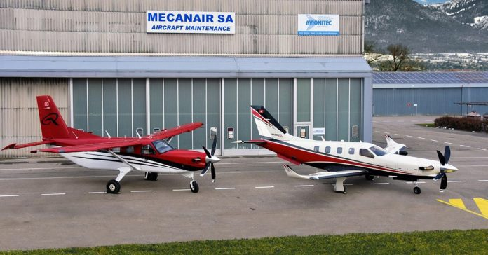 Daher's TBM and Kodiak Deliveries Carry It Through 2020