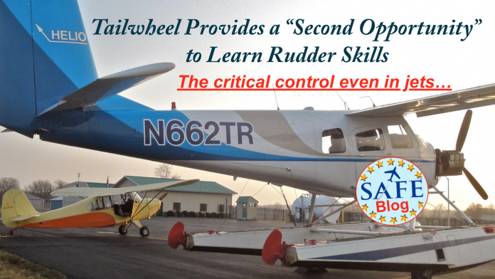 Opportunity Knocking - Learn Rudder!