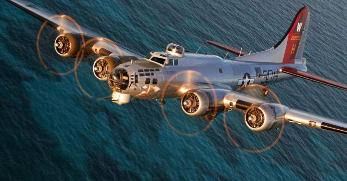 Warbird Fans Welcome Return of EAA's B-17 on Tour
