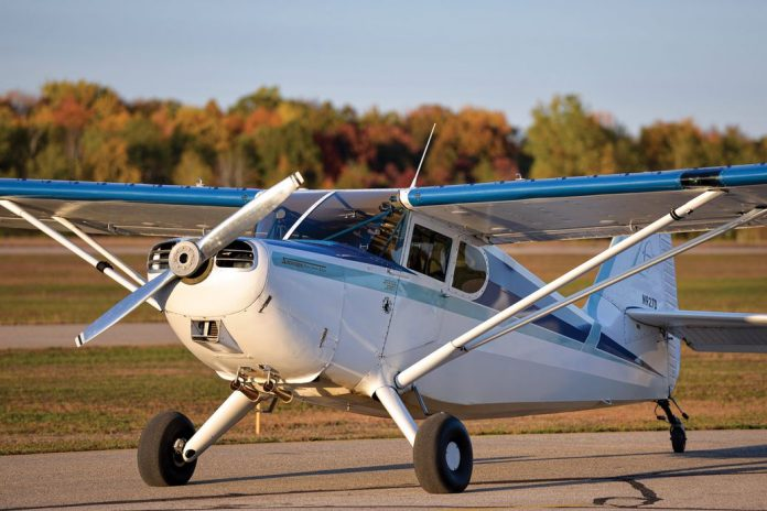 Approachable Aircraft: Stinson 108 | Flying
