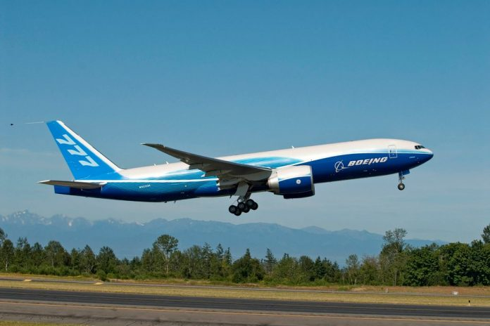 Boeing's 777 Back in the News Over Maintenance Issue