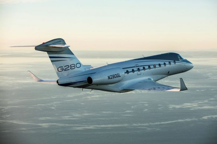 Gulfstream Says the G280 Is Alive and Well