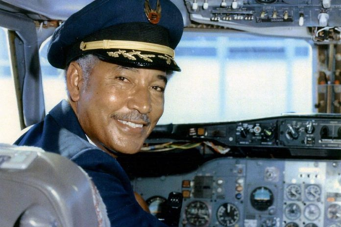 Organization of Black Aerospace Professionals Honors the Passing of Robert Ashby