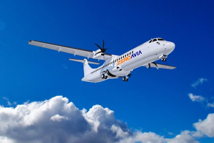 ZeroAvia Secures Funding for Commercial Aircraft Engine Development